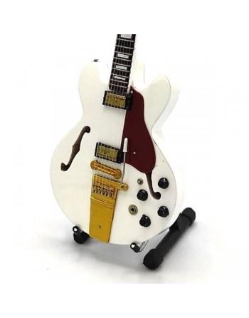Miniatuur Gibson ES 335 gitaar