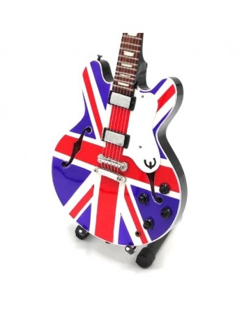 Miniatuur Epiphone gitaar