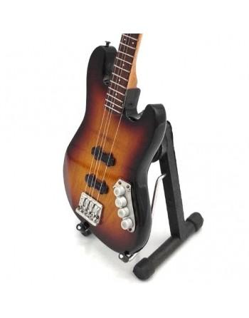Miniatuur Fender Relic Jazz...