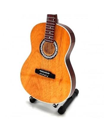 Paco de Lucia Miniaturgitarre