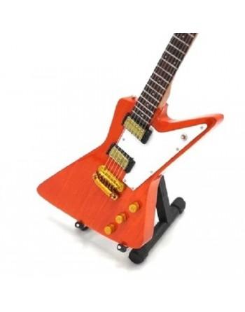 The Edge U2 miniature guitar