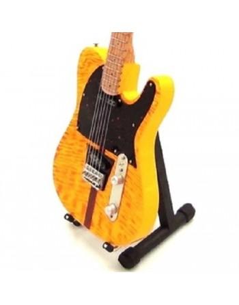 Miniatuur Hohner Madcat gitaar