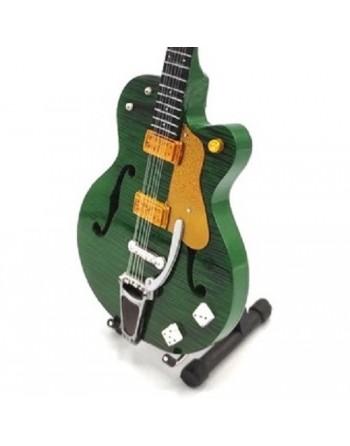 Miniatuur Gretsch gitaar