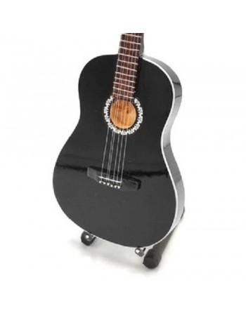 Paco de Lucia miniature guitar
