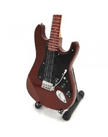 Chris Rea miniature guitar