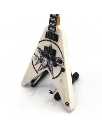 Miniatuur Dean gitaar