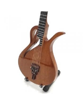 Pino Daniele miniature guitar