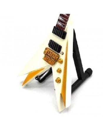 Miniatuur Jackson gitaar