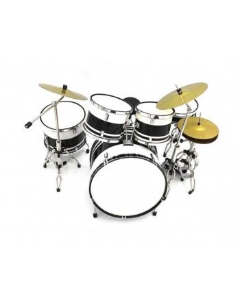 Zwart - wit drumstel
