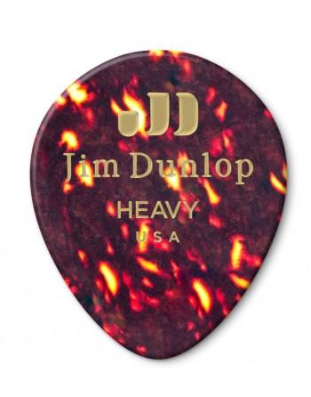 Dunlop tear drop pick heavy