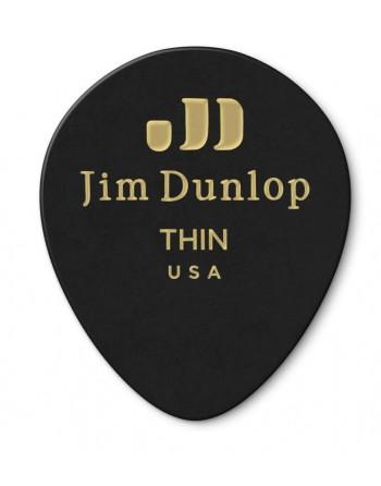 Dunlop tear drop plectrum thin