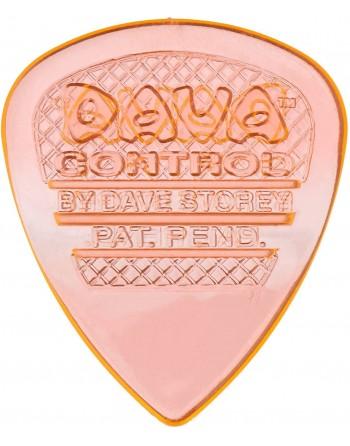 Dava Control poly gel plectrum