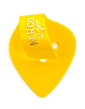 Herco duimplectrum light geel
