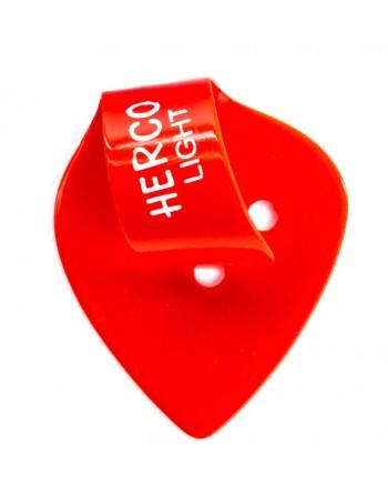 Herco duimplectrum light rood