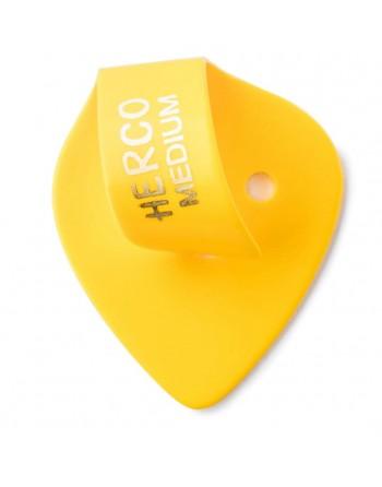 Herco duimplectrum medium geel