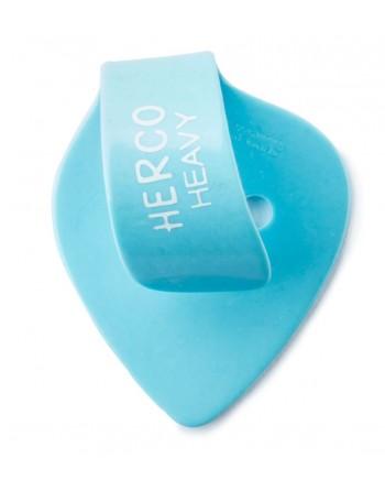 Herco duimplectrum heavy blauw