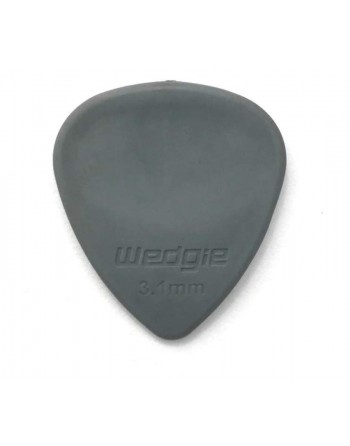 Wedgie rubber pick 3.1 mm...