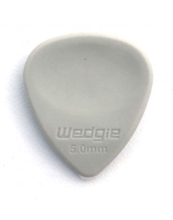 Wedgie rubber pick 5 mm Soft
