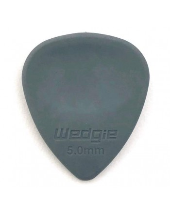 Wedgie Gummipickel 5 mm Medium