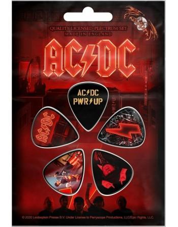 AC/DC Plectrum PWR UP...