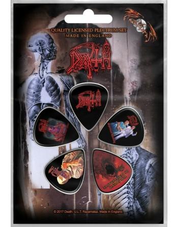 Death Plectrum Albums...