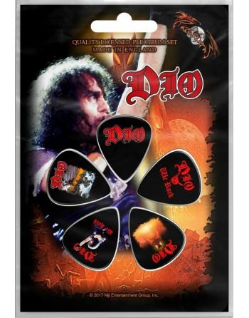 Dio Plectrum We Rock 5-pack...