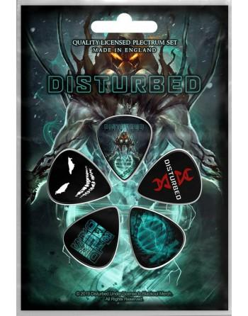 Disturbed Plectrum...