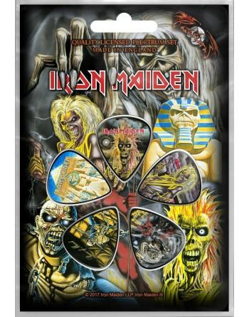 Iron Maiden Plectrum Early...