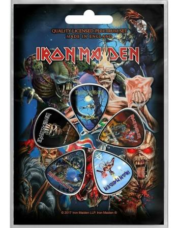 Iron Maiden Plectrum Later...