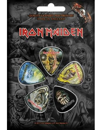 Iron Maiden Plectrum The...