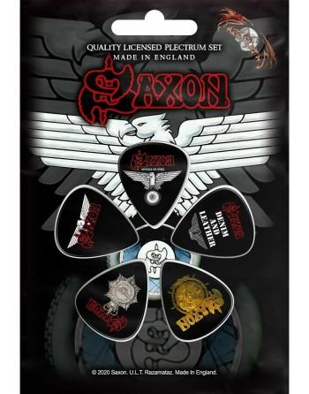 Saxon Plectrum Wheels Of...