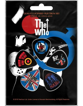 The Who Plectrum Pete...