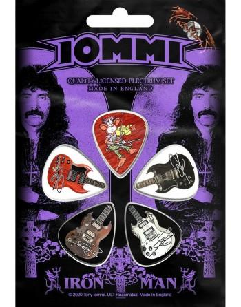 Tony Iommi Plectrum Iron...