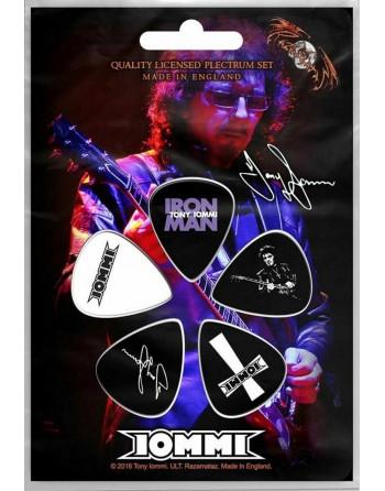 Tony Iommi Plectrum Iommi...