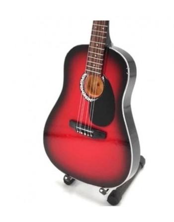 Miniatuur Gibson gitaar