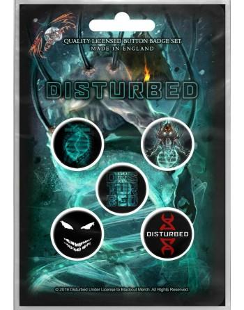 Disturbed button Evolution...