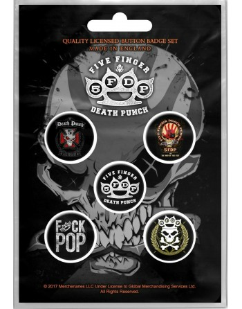 Five Finger Death Punch...