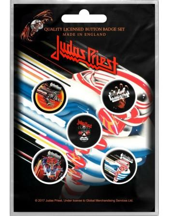Judas Priest button Turbo...