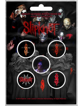 Slipknot button We Are Not...