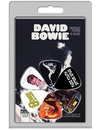 David Bowie 6-pack Medium...