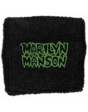 Marilyn Manson wristband...