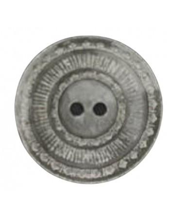 Zilveren knoop plectrum...