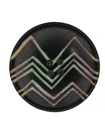 Design knoop zigzag zwart...