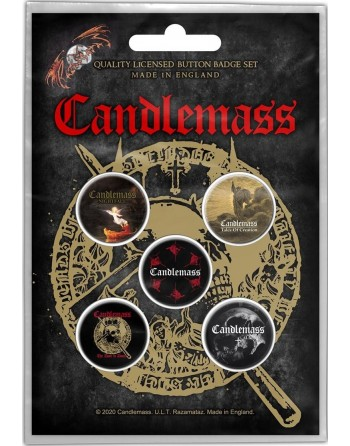 Candlemass Button The Door...
