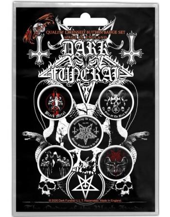 Dark Funeral Button The...