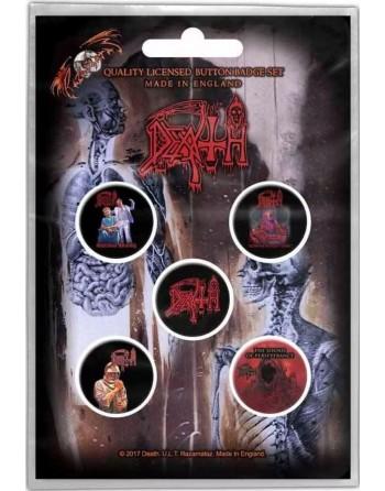Death Button Albums 5-pack