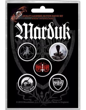 Marduk Button Panzer...