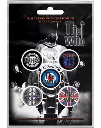 The Who Button Quadrophenia...