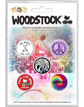Woodstock Button Surround...