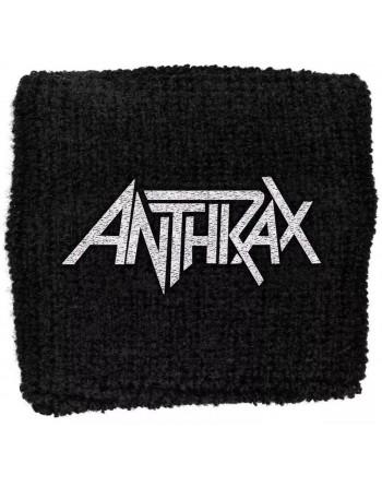 Anthrax wristband zweetbandje